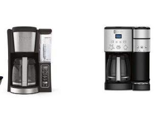Cuisinart SS-15 Coffee Maker vs Ninja 12-Cup Programmable Coffee Maker -2020 User Guide