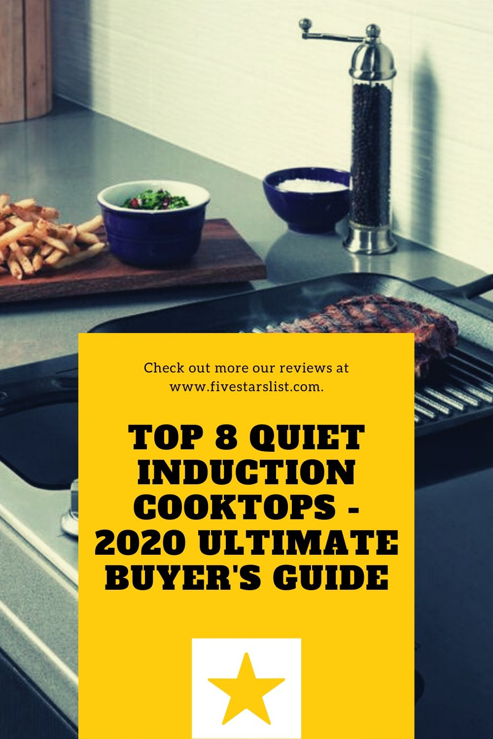 Top 8 Quiet Induction Cooktops - Ultimate Buyer's Guide