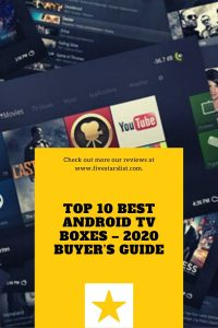 Top 10 Best Android TV Boxes – 2020 Buyer's Guide