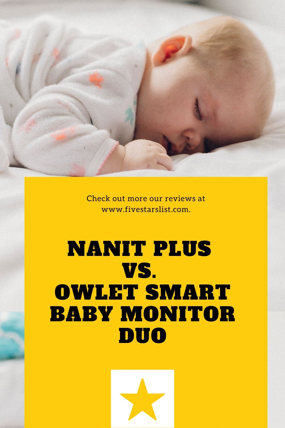 Nanit Plus vs. Owlet Smart Baby Monitor Duo