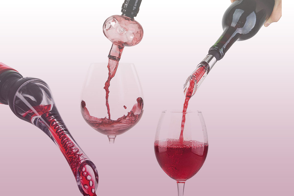 5 Best Wine Aerators