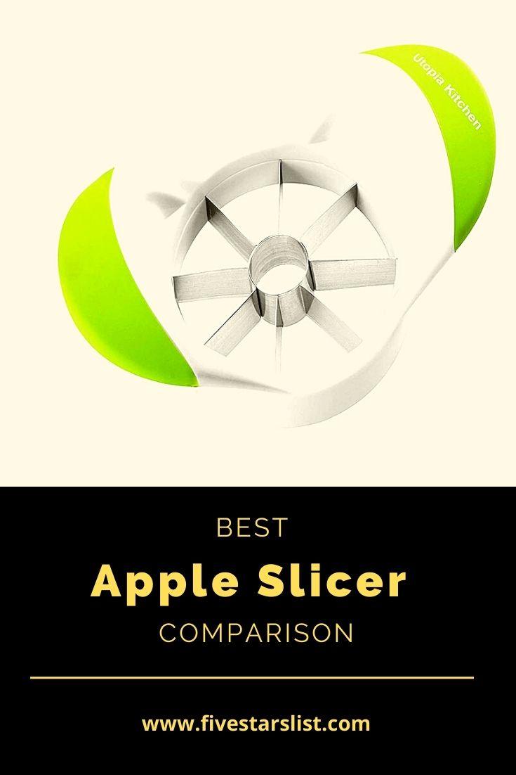 Apple Slicer Comparison