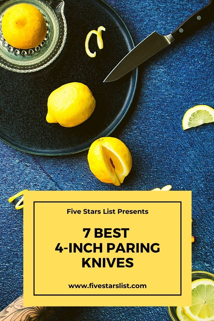 7 Best 4-inch Paring Knives
