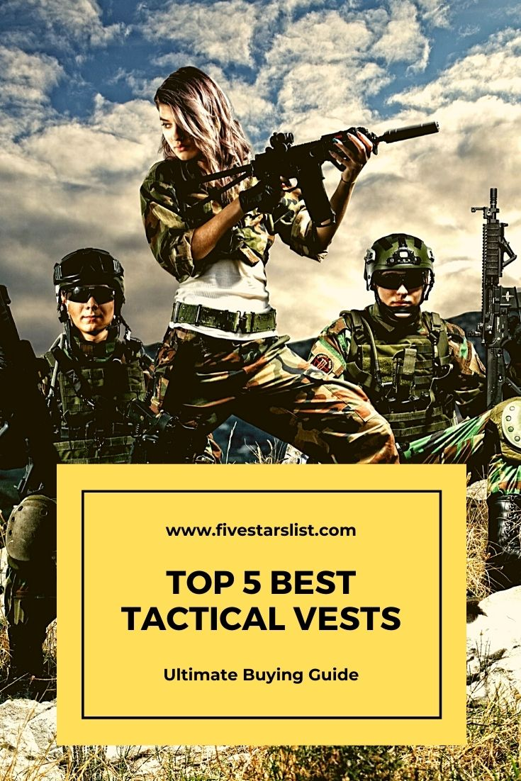 Top 5 Best Tactical Vests: Ultimate Buying Guide