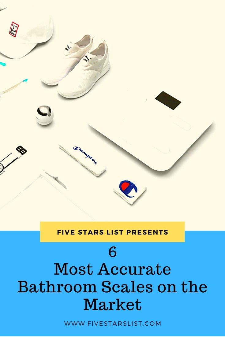 6 Most Accurate Bathroom Scales on the Market