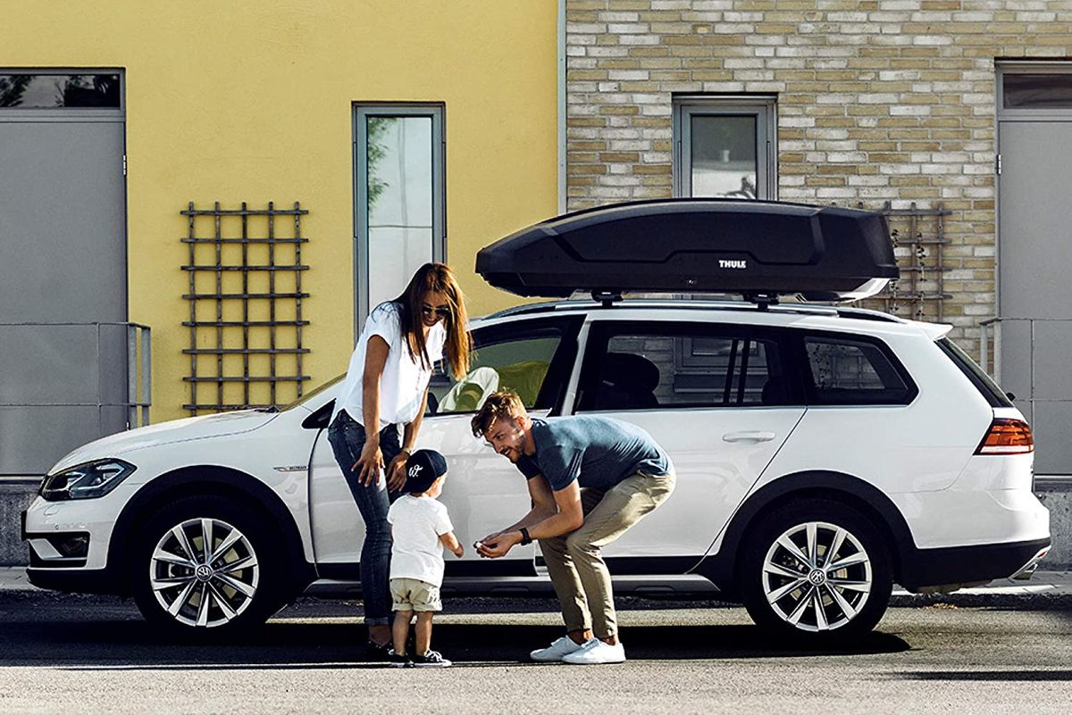 Best Cargo Box for a Family Road Trip