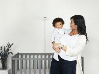 Nanit Plus Baby Monitor