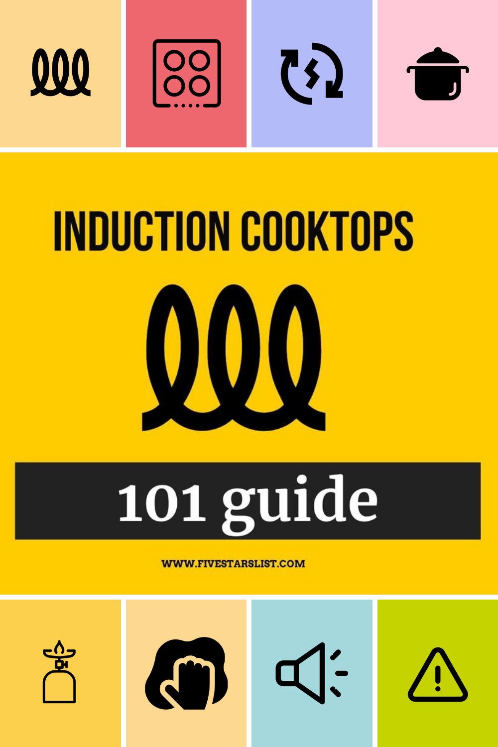 Induction Cooktops - 101 Guide