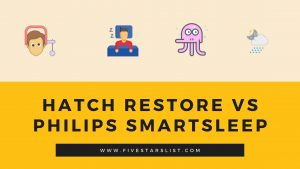 Hatch Restore vs Philips SmartSleep