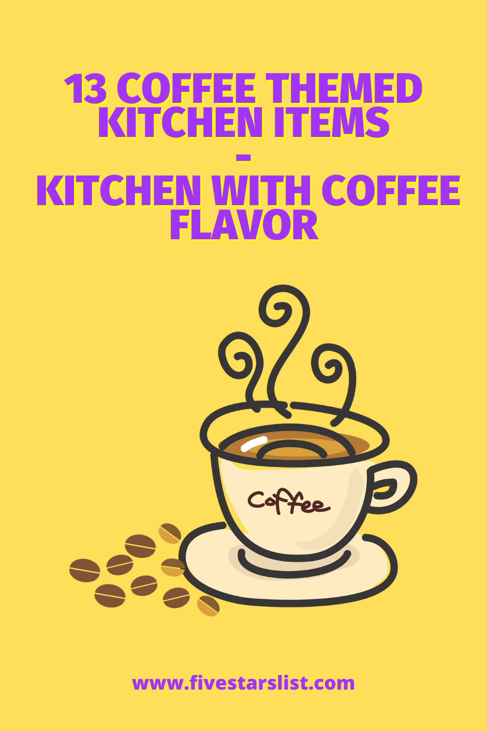 Coffee Themed Kitchen – Kitchen with Coffee Flavor