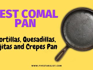 Best Comal Pan