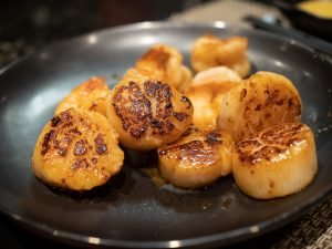 Best Pan for Searing Scallops